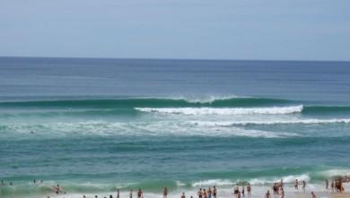 Surf report FR, Biscarrosse Plage (40) du 2009-08-04 15:35:00