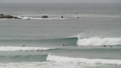 wave report FR, Pors Carn (29) du 2009-08-04 16:30:00