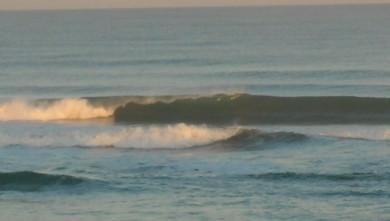 wave report FR, Le Trillou (17) du 2009-08-05 07:00:00