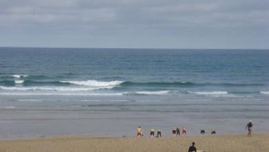 Surf report FR, Seignosse - Les Casernes (40) du 2009-08-05 09:00:00