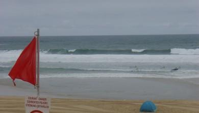 Surf report FR, Seignosse - Les Casernes (40) du 2009-08-06 11:00:00