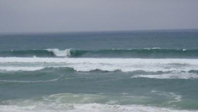 Surf report FR, Biscarrosse Plage (40) du 2009-08-06 18:45:00