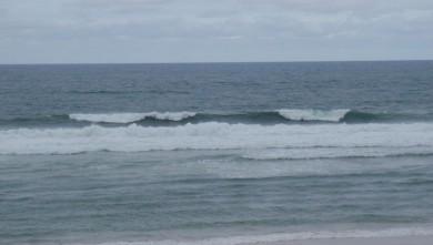 Surf report FR, Biscarrosse Plage (40) du 2009-08-07 09:15:00