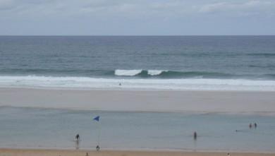 Surf report FR, Biscarrosse Plage (40) du 2009-08-07 12:15:00