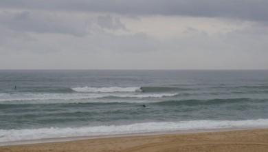 Surf report FR, Biscarrosse Plage (40) du 2009-08-08 09:00:00
