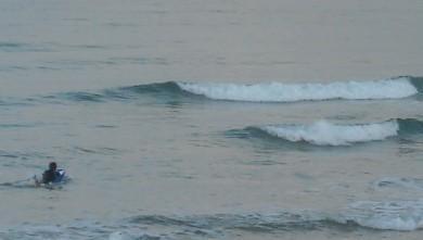 Surf report FR, Le Trillou (17) du 2009-08-11 08:30:00