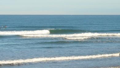 wave report FR, Le Trillou (17) du 2009-08-12 08:30:00