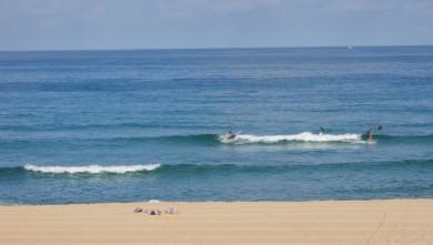 Surf report FR, Seignosse - Les Casernes (40) du 2009-08-13 10:00:00
