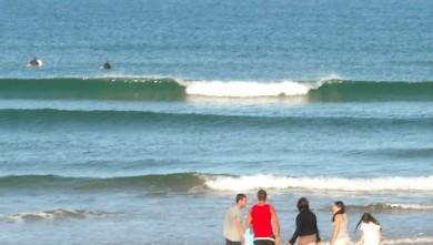Surf report FR, Le Trillou (17) du 2009-08-14 08:45:00