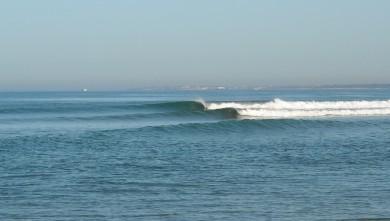 Surf report FR, Le Trillou (17) du 2009-08-15 08:30:00
