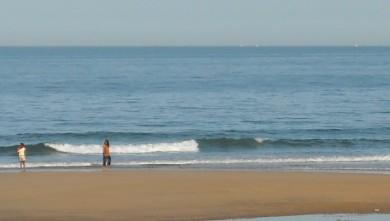 wave report FR, Le Trillou (17) du 2009-08-16 09:00:00
