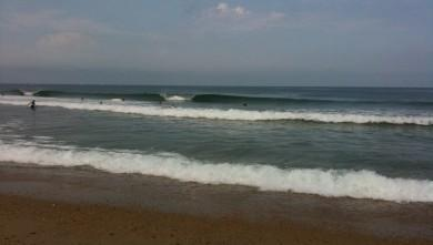 wave report FR, Anglet Surf Club (64) du 2009-08-18 10:52:00