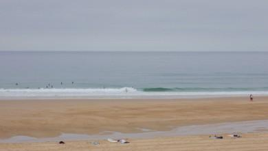 Surf report FR, Seignosse - Les Casernes (40) du 2009-08-19 10:00:00