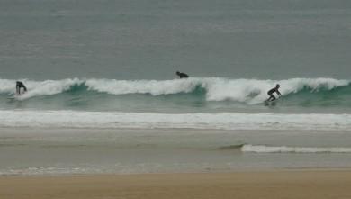 Surf report FR, Mimizan - Plage Garluche (40) du 2009-08-20 08:40:00