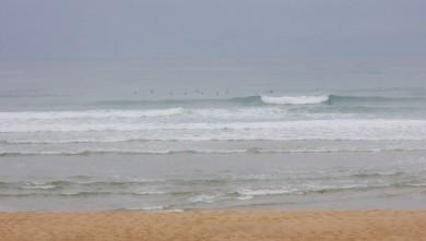 wave report FR, Seignosse - Les Casernes (40) du 2009-08-21 09:00:00