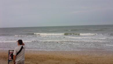 Surf report FR, Le Trillou (17) du 2009-08-24 08:30:00