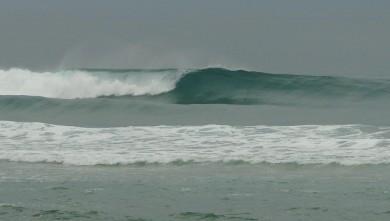 Surf report FR, Mimizan - Plage Garluche (40) du 2009-08-25 08:30:00