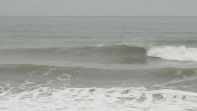 wave report FR, Le Trillou (17) du 2009-08-25 08:30:00