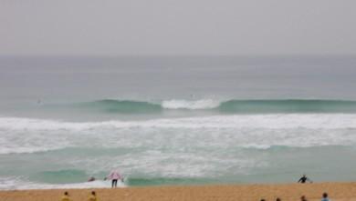 Surf report FR, Seignosse - Les Casernes (40) du 2009-08-25 10:00:00