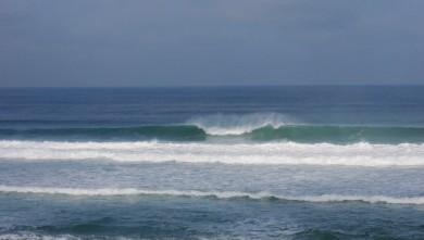 Surf report FR, Seignosse - Les Casernes (40) du 2009-08-26 10:00:00