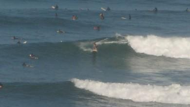 Surf report FR, Guethary Parlementia (64) du 2009-08-26 10:00:00