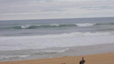 Surf report FR, Seignosse - Les Casernes (40) du 2009-08-28 10:00:00