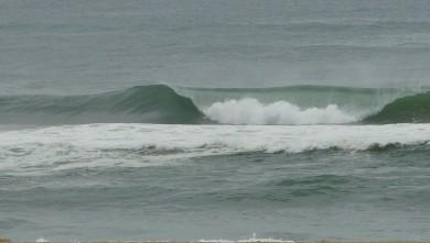 Surf report FR, Mimizan - Plage Garluche (40) du 2009-08-29 08:30:00