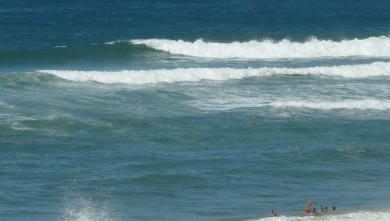 Surf report FR, Mimizan - Plage Garluche (40) du 2009-08-30 14:00:00