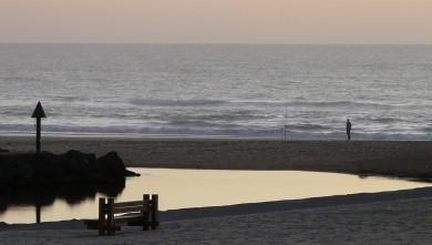 Surf report FR, Mimizan - Plage Garluche (40) du 2009-08-30 20:45:00