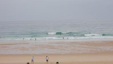 wave report FR, Seignosse - Les Casernes (40) du 2009-09-01 10:00:00