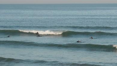 wave report FR, Le Trillou (17) du 2009-09-09 08:30:00