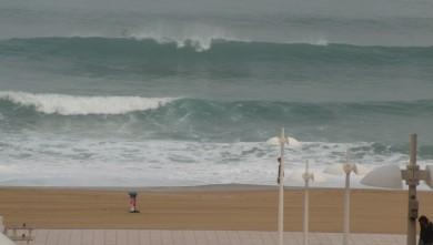 wave report FR, Biarritz - Grande Plage (64) du 2009-09-11 09:30:00