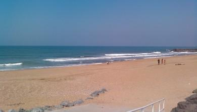 Surf report FR, Anglet Sables d'Or (64) du 2009-09-11 14:00:00