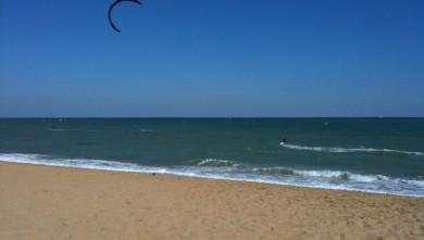 Surf report FR, Plaisance (17) du 2009-09-13 20:23:00