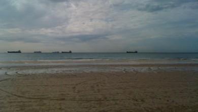 wave report FR, Fos sur Mer (13) du 2009-09-18 10:50:00