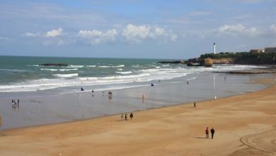 wave report FR, Biarritz - Grande Plage (64) du 2009-09-20 11:30:00