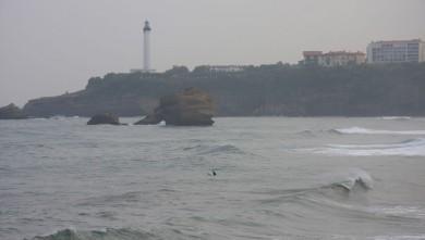 wave report FR, Biarritz - Grande Plage (64) du 2009-09-21 09:00:00
