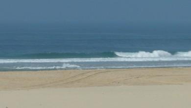 wave report FR, Mimizan - Plage Garluche (40) du 2009-09-22 13:45:00