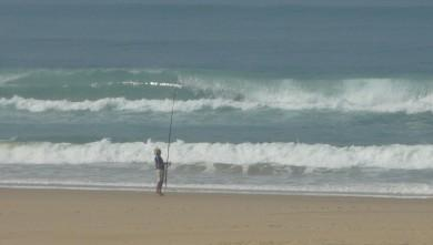wave report FR, Mimizan - Plage Garluche (40) du 2009-09-23 13:00:00