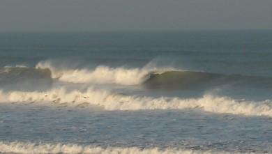 wave report FR, Le Trillou (17) du 2009-09-24 08:45:00