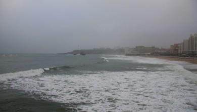 wave report FR, Biarritz - Grande Plage (64) du 2009-09-24 09:00:00