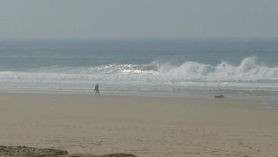 wave report FR, Mimizan - Plage Garluche (40) du 2009-09-24 14:15:00