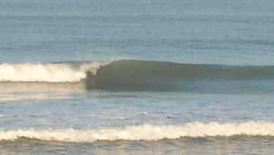 wave report FR, Le Trillou (17) du 2009-09-25 08:40:00