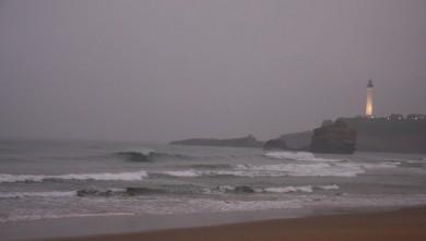 wave report FR, Biarritz - Grande Plage (64) du 2009-09-29 07:45:00