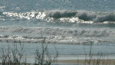 wave report FR, Mimizan - Plage Garluche (40) du 2009-09-29 16:30:00