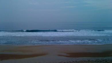 Surf report FR, Anglet Surf Club (64) du 2009-09-30 08:35:00