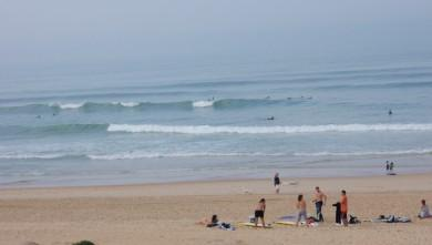 Surf report FR, Seignosse - Le Penon (40) du 2009-09-30 12:30:00
