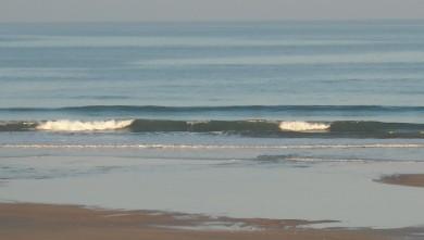 wave report FR, Le Trillou (17) du 2009-10-01 08:45:00