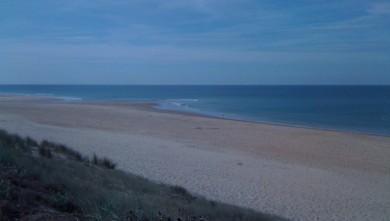 Surf report FR, Vieux Boucau (40) du 2009-10-04 12:00:00