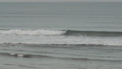 wave report FR, Le Trillou (17) du 2009-10-05 09:00:00